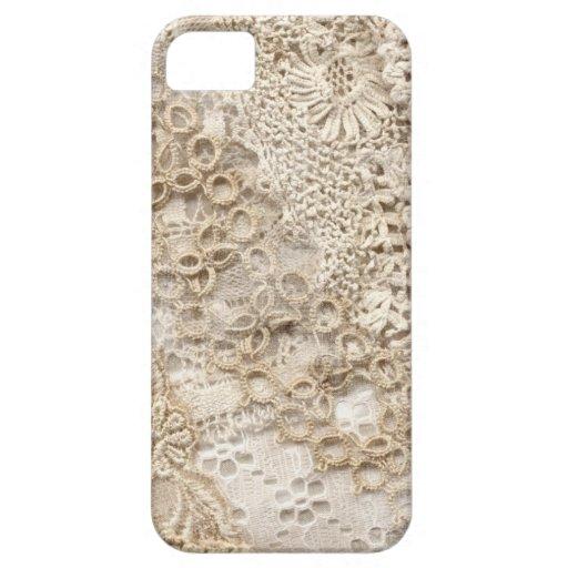 cordón #1 del vintage del caso del iPhone iPhone 5 Case-Mate Cárcasas