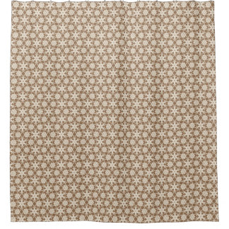 Cordón antiguo - poner crema y marrón cortina de baño