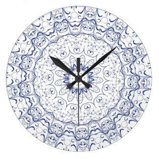 Cordón azul reloj