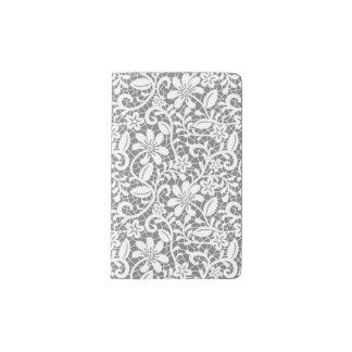 Cordón blanco 1 cuaderno de bolsillo moleskine