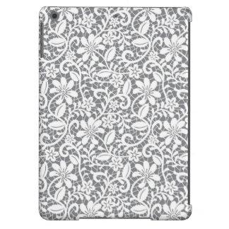 Cordón blanco 1 funda para iPad air