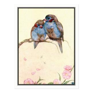 Cordon Bleu by E. J. Detmold Postcard