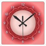 Cordón del ganchillo relojes