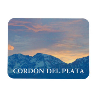 Cordon Del Plata Magnet