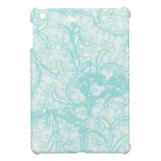 Cordón hecho andrajos azul iPad mini cobertura