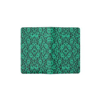 Cordón irlandés verde de Kelly Funda Para Libreta Y Libreta Pequeña Moleskine