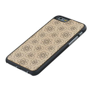 cordón nupcial 2 (i) funda de iPhone 6 carved® slim de arce