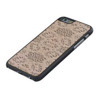 cordón nupcial 3 (i) funda de iPhone 6 carved® slim de arce