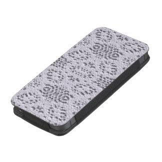 cordón nupcial 3 (i) funda acolchada para iPhone