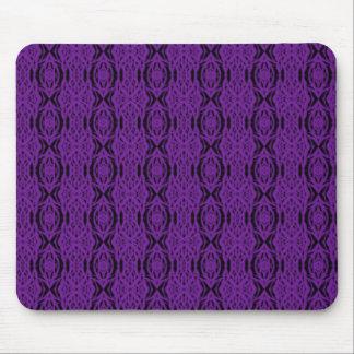 Cordón púrpura Mousepad