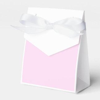 Cordón rosado cajas para regalos
