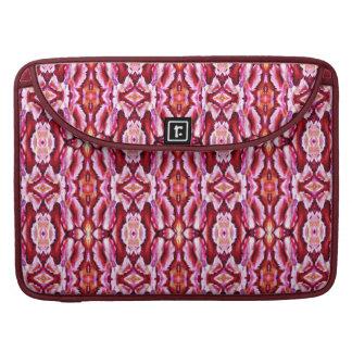 cordón rosado femenino funda macbook pro