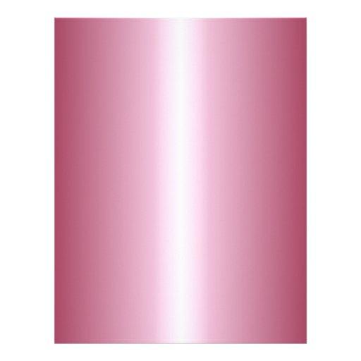 Cordón rosado y pendiente de Borgoña Membrete A Diseño