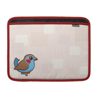 Cordonbleu Rojo-cheeked Fundas MacBook