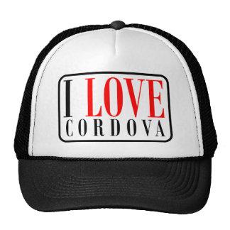 Cordova, diseño de la ciudad de Alabama Gorra