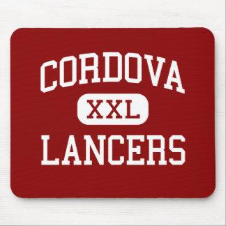 Cordova - lanceros - alto - Rancho Cordova Alfombrilla De Raton