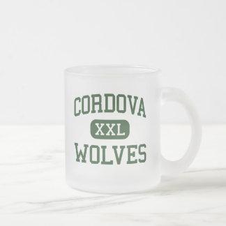 Cordova - Wolves - High School - Cordova Tennessee Mugs