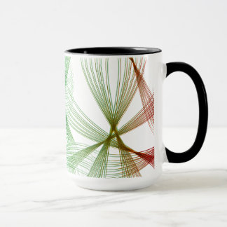 Cords of colors mug