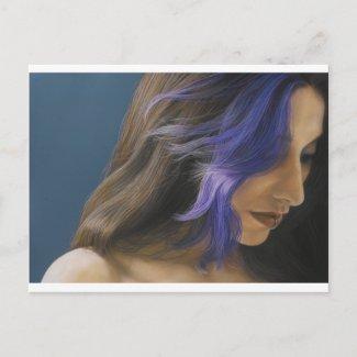 Cordula postcard
