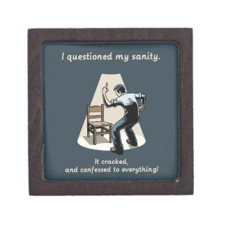 Cordura de la pregunta cajas de joyas de calidad