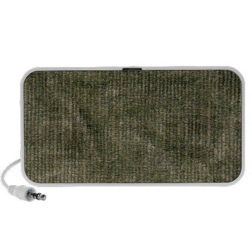 Corduroy Texture Speaker System