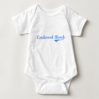 Cordwood Road Massachusetts Classic Design Shirt