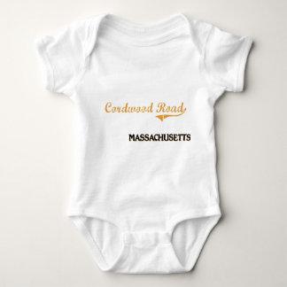 Cordwood Road Massachusetts Classic Tshirt