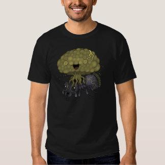 Cordyceps Fungus - black ant T Shirt