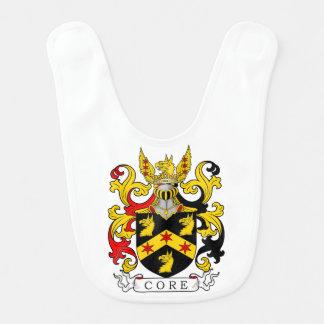 Core Coat of Arms Bib
