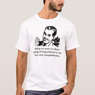 Core Competency 1 T-Shirt