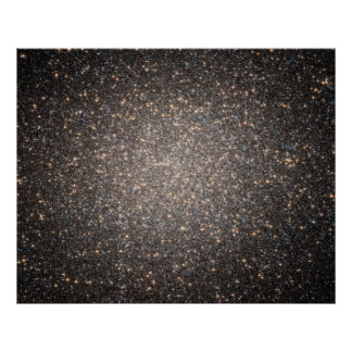 Core of Omega Centauri (NGC 5139) Poster