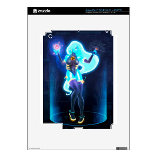 Core reactor decal for iPad 3