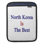 Corea del Norte es el mejor Mangas De iPad