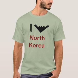 Corea del Norte es la BOMBA Playera