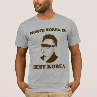 Corea del Norte es mejor Corea Playera