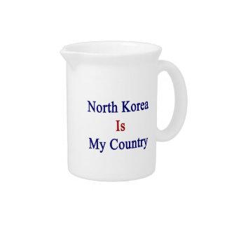 Corea del Norte es mi país Jarras
