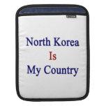 Corea del Norte es mi país Mangas De iPad