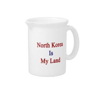 Corea del Norte es mi tierra Jarras