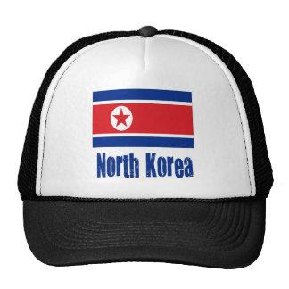 Corea del Norte Gorra