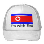 Corea del Norte Gorras De Camionero