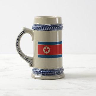 Corea del norte jarra de cerveza