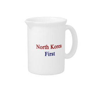 Corea del Norte primero