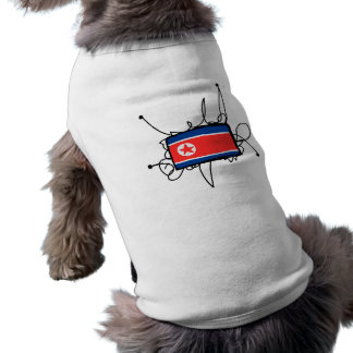 Corea del Norte Ropa Para Mascota