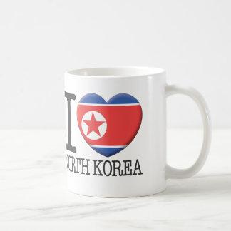 Corea del Norte Taza Clásica