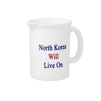 Corea del Norte vivirá encendido