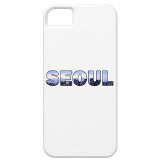 Corea del Sur 008 de Seul iPhone 5 Carcasa