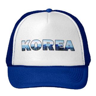 Corea del Sur 019 de Seul Gorras