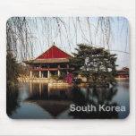 Corea del Sur Alfombrilla De Ratón