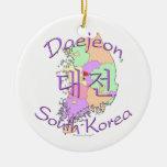 Corea del Sur de Daejeon Ornato