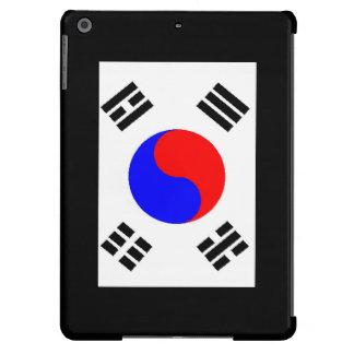 COREA DEL SUR FLAG-YIN YANG FUNDA PARA iPad AIR
